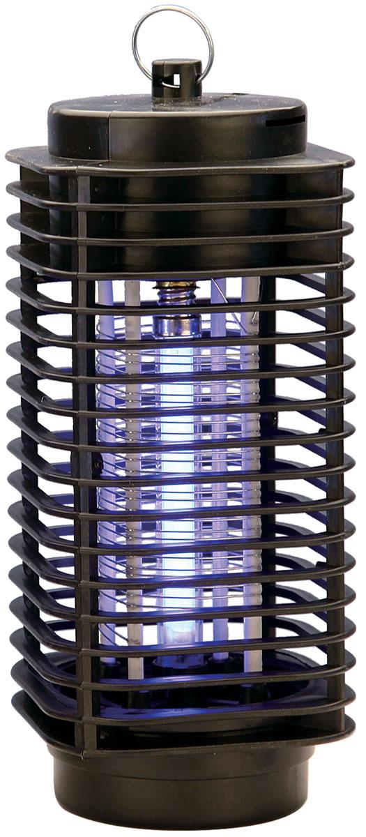 Лампа антимоскитная Proffi Home, цвет: черный, 3Вт, 11,5 х 11,5 х 26 см106-026Материал: пластик. Размеры: 11,5x11,5 см, высота 26 см. Вес Нетто: 0,45 кг. Вес Брутто: 0,55 кг. Мощность 3W.