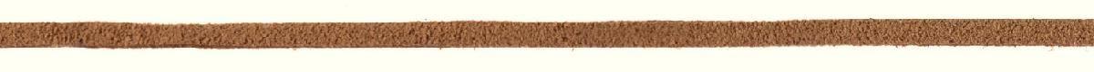 Лента для рукоделия Prym, цвет: темно-бежевый, 3 мм, 3 мNLED-454-9W-BKДля декоративных шнуровок, украшения и аксессуаров