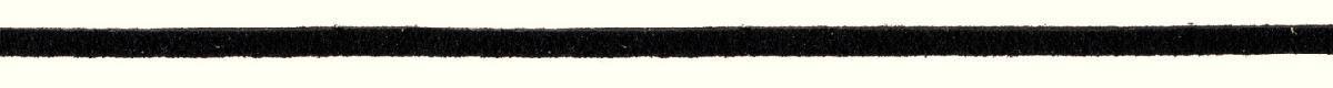 Лента для рукоделия Prym, цвет: черный, 3 мм, 3 м97775318Для декоративных шнуровок, украшения и аксессуаров