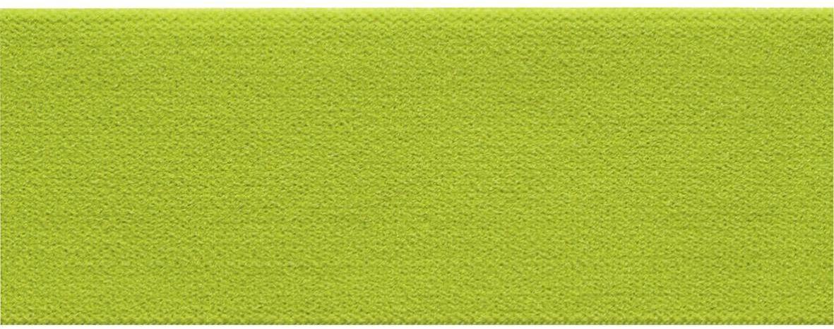 Лента-пояс эластичная Prym, цвет: зеленый лимон, 38 мм, 10 мNLED-454-9W-BKДля пришивания в качестве пояса