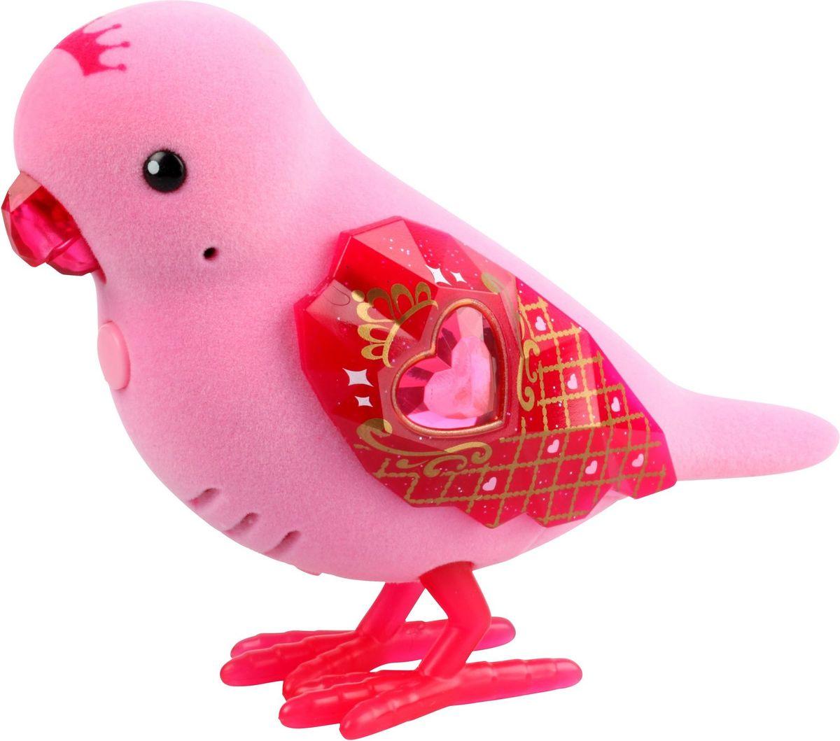 Little Live Pets Интерактивная игрушка Птичка Princess Gemma - Интерактивные игрушки