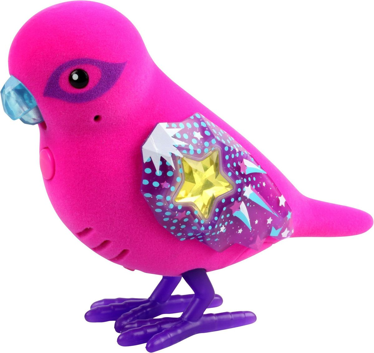 Little Live Pets Интерактивная игрушка Птичка Super Sarah - Интерактивные игрушки