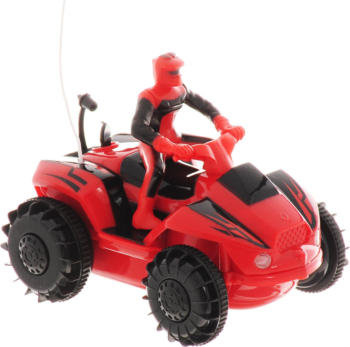 Pilotage Квадроцикл на радиоуправлении цвет красный