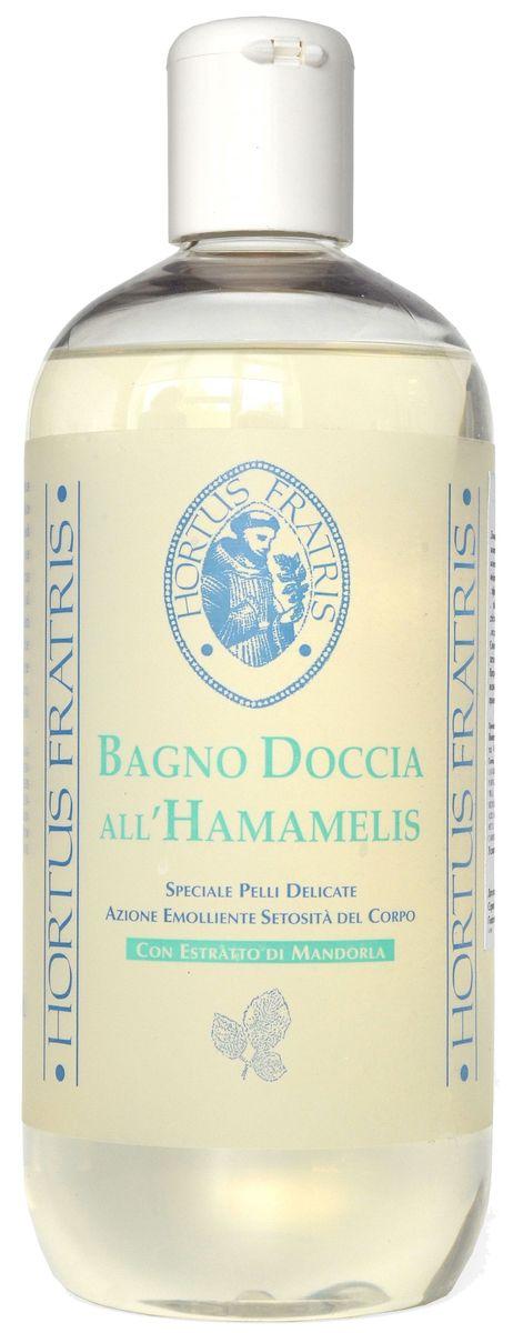 Hortus Fratris гель для ванны и душа с экстрактом гамамелиса, 500 млFS-36054Эффективно очищает кожу тела. Благодаря содержанию гамамелиса, кокосового масла и сладкого миндаля обладает великолепным успокаивающим и смягчающим действием. Не нарушает физиологический уровень рН, поэтому не вызывает раздражения и шелушения кожи. Не содержит мыла. Имеет приятный аромат.