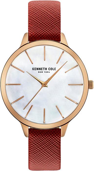 Zakazat.ru Наручные часы женские Kenneth Cole, цвет: красный. KC15056004