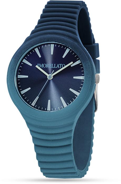 Наручные часы женские Morellato, цвет: синий. R0151114589BM8434-58AEНаручные часы Morellato, корпус и задняя крышка из стали