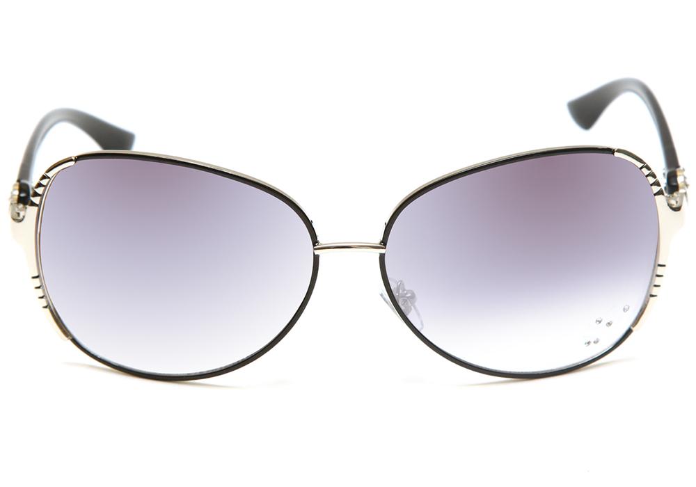 Очки солнцезащитные женские Pirus, цвет: черный. PH6930BM8434-58AEСолнцезащитные женские очки Pirus, выполненные из высококачественного пластика и металла, подходят для активного образа жизни. Они не пропускают вредоносные солнечные лучи, повышают контрастность цветовосприятия и не искажают изображение.Они имеют стильный дизайн и легкую и комфортную оправу.Очки Pirus подчеркнут вашу индивидуальность и сделают ваш образ завершенным.
