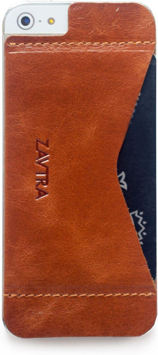 Кошелек-накладка Zavtra, цвет: коричневый. zav02i5bro1-022_516Деньги изменились, а кошельки - нет. Сегодня не нужно носить с собой «котлеты» наличных или стопки кредитных карт, а большинство платежей можно сделать с помощью мобильного телефона. Кошелек-накладка Zavtra - кошелёк, который отвечает запросам современного мира. Оригинальный формат продиктован изменившимся миром. Телефон и платежи теперь становятся по-настоящему неразделимы. Aинансы и смартфон соединились в оригинальном и супер-удобном кошельке-накладке Zavtra.В накладке используется специальный съемный cлой, очень устойчивый к износу. Вам необходимо лишь отделить верхнюю пленку и приклеить накладку к задней части телефона. Съемная поверхность может быть отклеена от девайса до пяти раз, не оставляет следов. После чего производители рекомендуют провести замену слоя.
