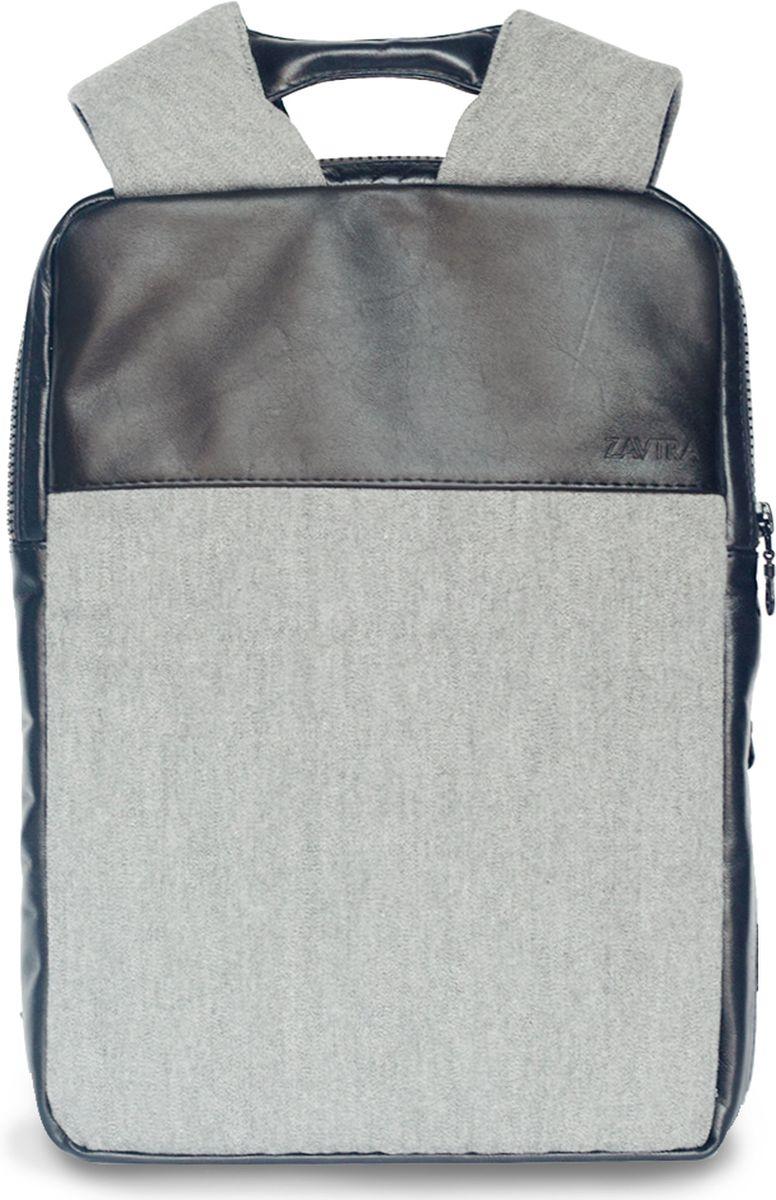 Рюкзак Zavtra, цвет: черный. zav10blaS76245Миниатюрный рюкзак Zavtra настолько тонкий и компактный, что его можно носить под курткой. Мы проверили это на рейсах авиакомпании Победа, рюкзак успешно прошел испытания на незаметность.В ультратонкий (4 см) рюкзак ZAVTRA легко помещается ноутбук с диагональю до 13 дюймов. В рюкзаке имеется два основных отделения - для ноутбука и документов. Внутри также предусмотрены разнообразные карманы и кольцо для крепления карабина либо ретрактора.Идеально подходит к:- Ноутбук до 13- Macbook Retina 13- Macbook Air 13- Macbook Pro 13