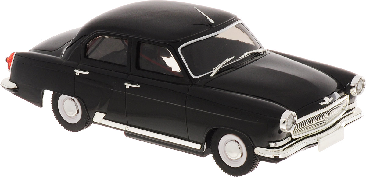 Pilotage Радиоуправляемая модель Волга ГАЗ21 цвет черный