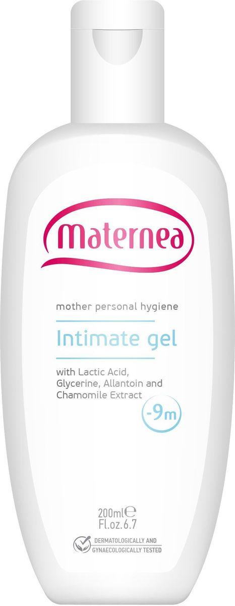 Maternea Гель для интимной гигиены 200 млMP59.3DСпециально разработан в соответствии с потребностями беременных женщин. Формула содержит комбинацию ингредиентов, которые поддерживают нормальный уровень рН интимной области в период беременности. Заботиться о повседневной гигиене становится легко и быстро, оставляя ощущение свежести и чистоты.