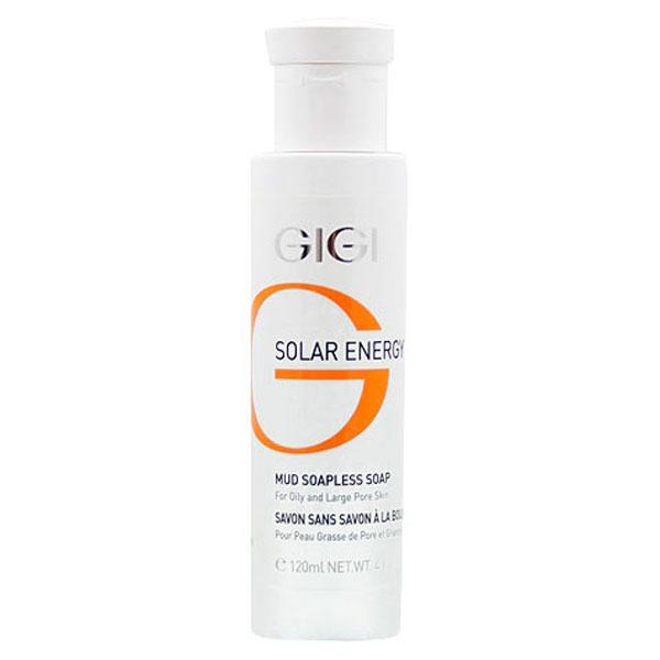 GIGI Мыло ихтиоловое Solar Energy, 120 мл191Жидкое безмыльное мыло желтовато-бежевого цвета с приятным лечебным запахом. Действие: Хорошо очищает кожу от загрязнений, остатков декоративной косметики и избытка кожного жира, способствует рассасыванию пятен и инфильтратов, осветляет кожу. Активные ингредиенты: минеральная вода Мертвого моря, салициловая кислота, грязь Мертвого моря, ихтиол, аллантоин, хлорид натрия, лауретсульфат натрия.