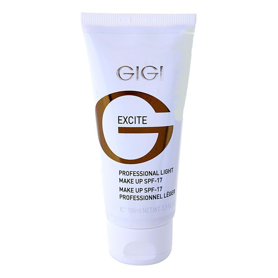 GIGI Легкая тональная основа Collection Light Make Up SPF 17 , 100 мл72523WDОбеспечивает эффект свечения для кожи любого цвета. Служит универсальной основой под макияж, делая лицо матовым и гладким. Является одновременно увлажняющей эмульсией и легкой тональной основой. Обладает способностью впитывать излишки кожного жира, не сушит кожу и поддерживает оптимальный гидробаланс. Ее можно использовать несколько раз в день, чтобы поправить макияж и избавиться от нежелательного блеска. SPF 17 (cолнцезащитный фактор). Активные компоненты: Cквален, витамин Е, лецитин, гель Алоэ Вера, аллантоин, экстракт дрожжей. Результат: Поддержание оптимального гидробаланса.