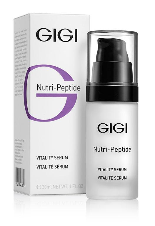 GIGI Пептидная оживляющая сыворотка Nutri-Peptide Vitality Serum, 30 мл