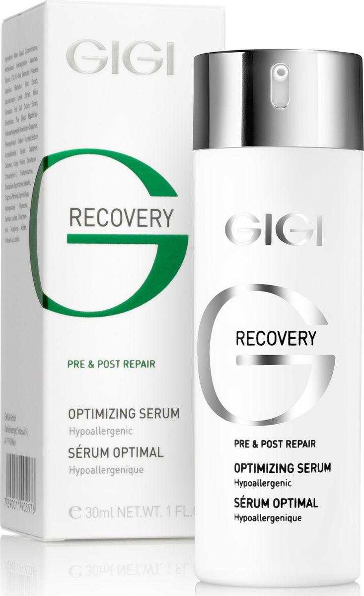 GIGI Оптимизирующая сыворотка Recovery Optimizing Serum, 30 млgi20046Сыворотка, обогащенная успокаивающими, увлажняющими, антиаллергеными веществами, придающими энергию коже. Ускоряет процесс восстановления кожи, регенерации клеток и процесс выздоровления. Успокаивает и предотвращает покраснение и раздражение. Придает коже сияющий, здоровый вид, чувство комфорта и мягкости. Не содержит консервантов, гипоаллергенна, ароматизаторы 100% без аллергенов.