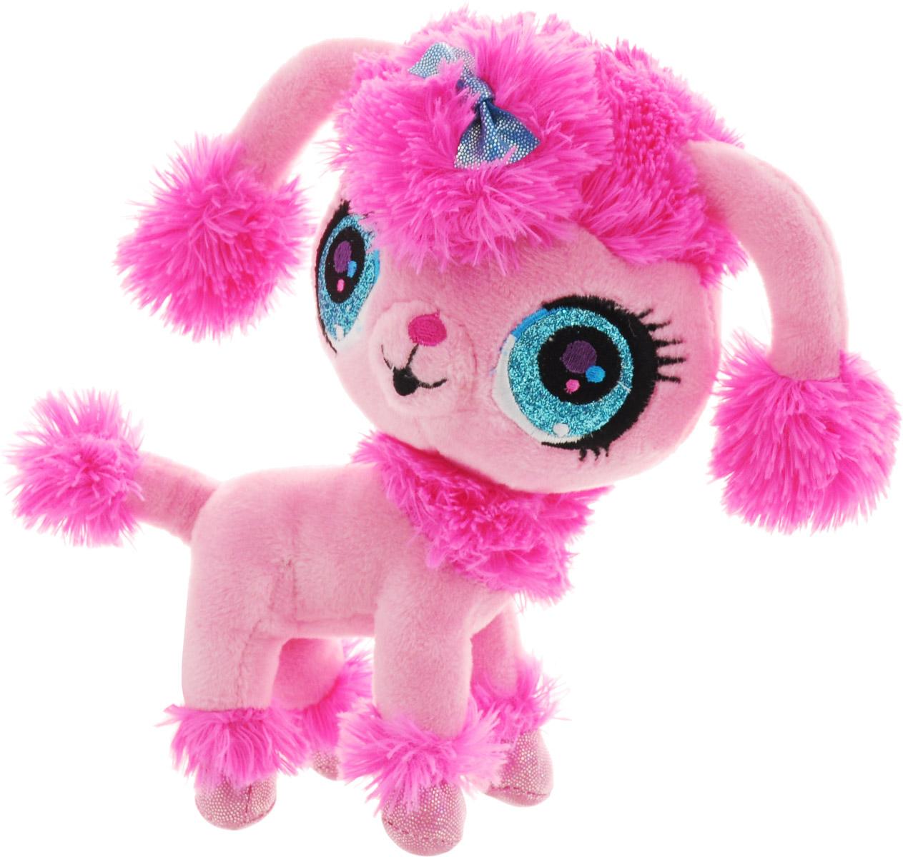 Мульти-Пульти Мягкая игрушка Пудель lps мульти пульти мягкая игрушка принцесса луна 18 см со звуком my little pony мульти пульти