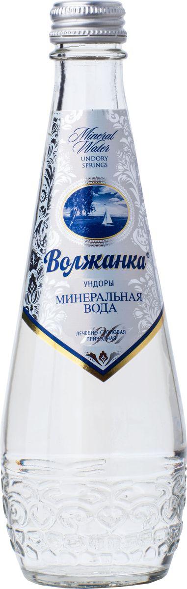 Волжанка минеральная вода газированная, 0,33 л черноголовская вкусная артезианская минеральная вода газированная 6 шт по 1 5 л