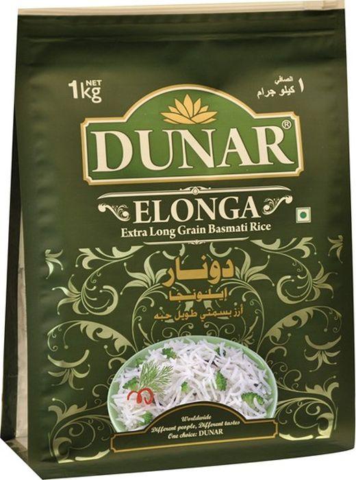 Dunar Elonga самый длинный басмати рис, 1 кгбир035Самый длинный с белым зёрнами рис басмати, выдержка риса 2 года, длина риса в приготовленном виде 19 мм.