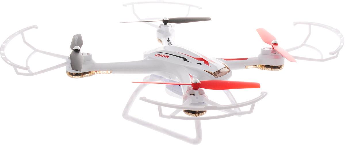Syma Квадрокоптер на радиоуправлении X54HW цвет белый