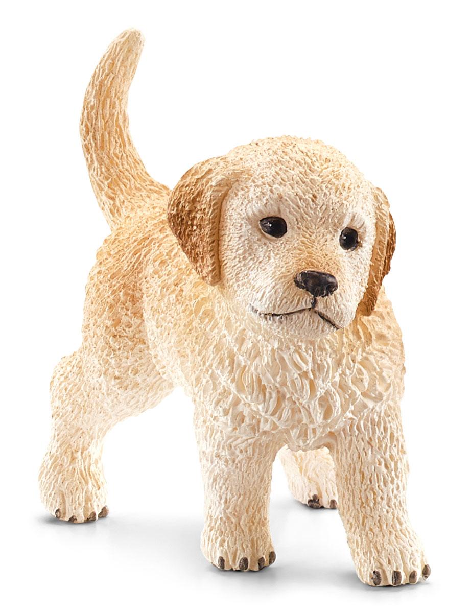 Schleich Фигурка Золотистый ретривер щенок