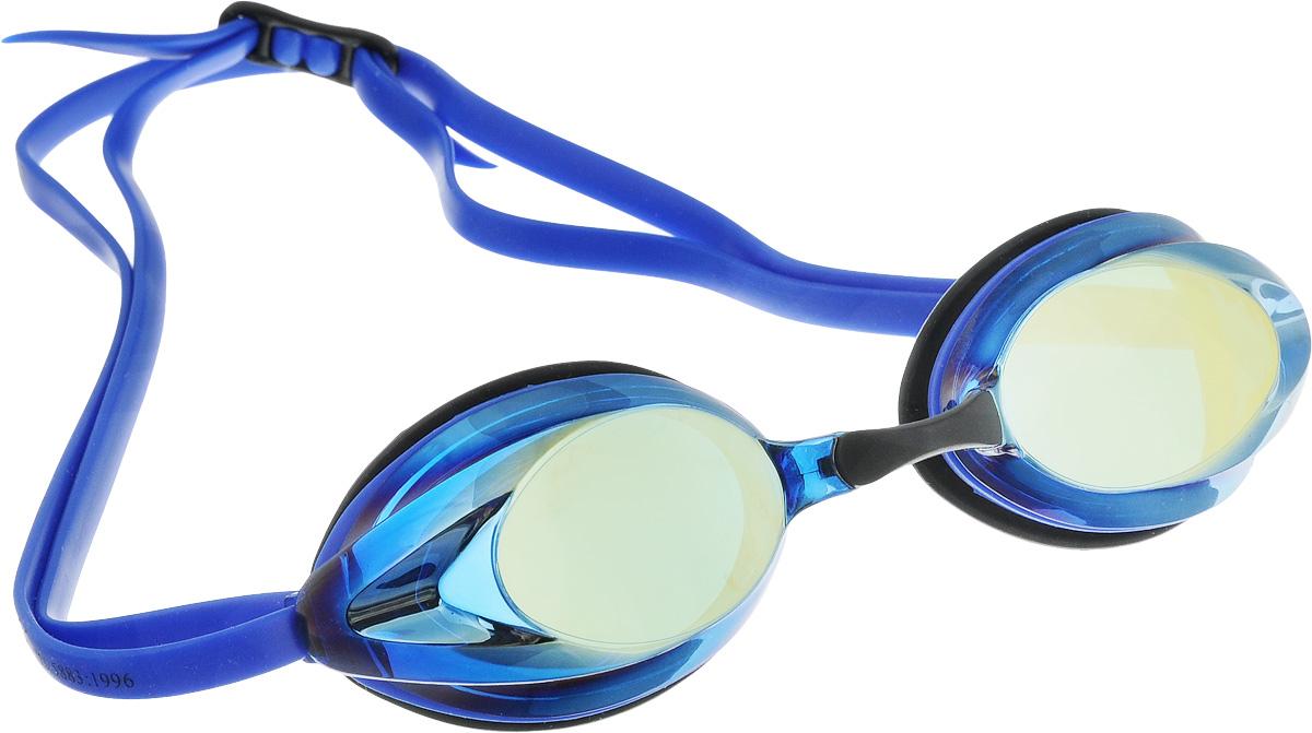 Очки для плавания Speedo Opal Plus Mirror, цвет: синий, золотой83388421Очки для плавания Speedo Opal Plus Mirror прекрасно подойдут для соревнований и тренировок благодаря улучшенной гидродинамике и комфортной посадке. Низкопрофильные линзы из поликарбоната обеспечивают прекрасную видимость под водой. Они защищены от запотевания благодаря обработке AntiFog. Очки надежно фиксируются на голове с помощью двойного силиконового ремешка с настраивающейся затылочной клипсой.Особенности:стартовые очки с зеркальными линзамиПодойдут для открытой водыПодойдут для соревнований и профессиональных тренировокНизкопрофильные линзыКлассическая формаДвойной силиконовый ремешокЗатылочная клипса для регулировки ремешка4 переносицы в комплектеЯркий дизайн.