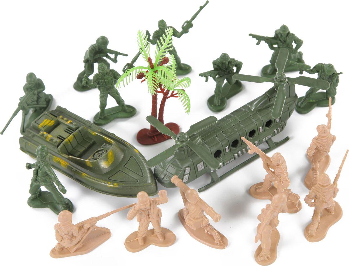 Yako Набор соладтиков Армия M6077
