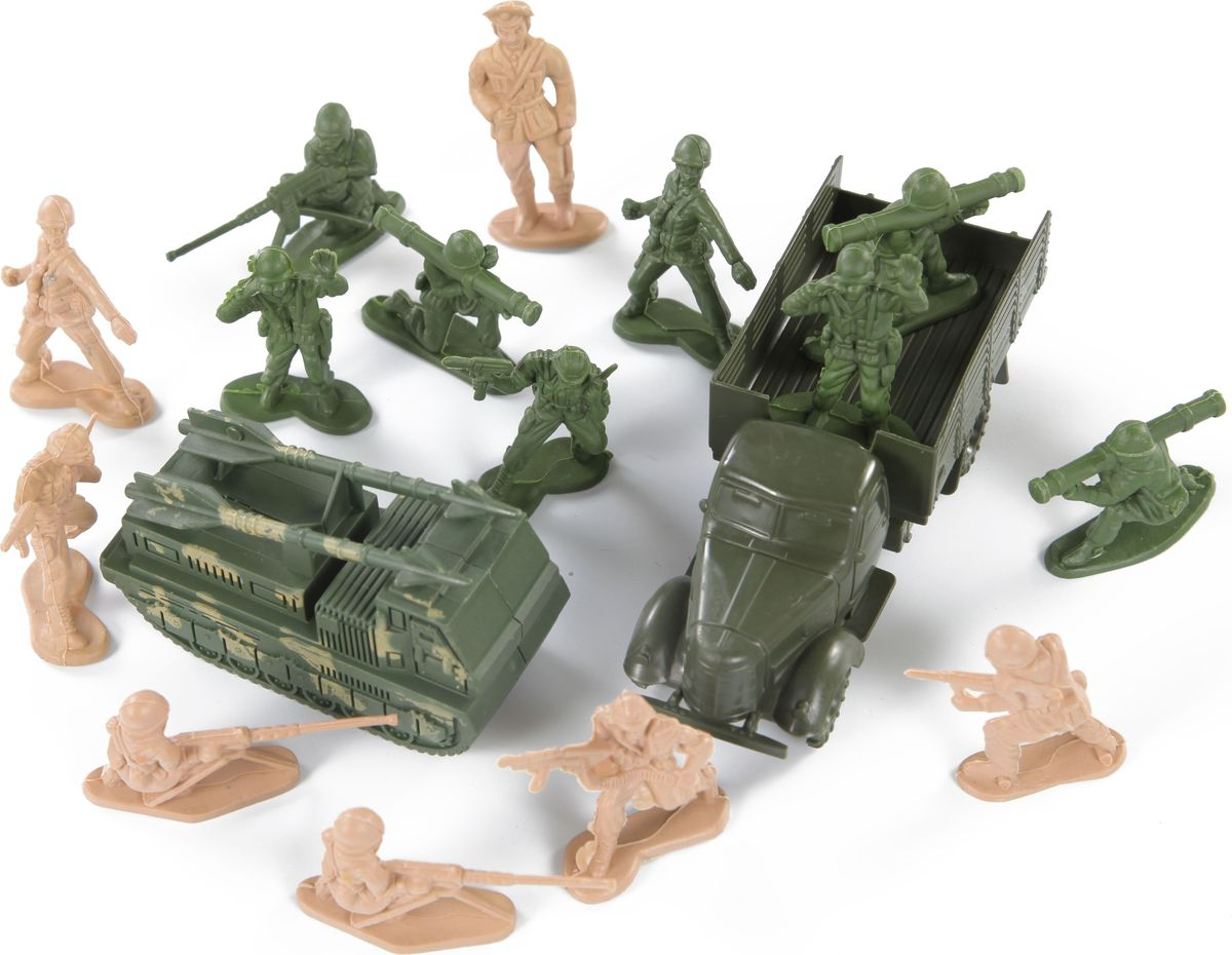 Yako Набор солдатиков Армия M6130
