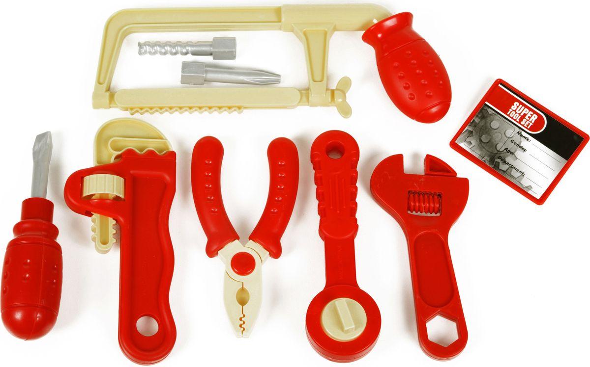 Yako Игрушечный набор маленького строителя Toolbox yako игровой набор гараж 4 уровня y3941870