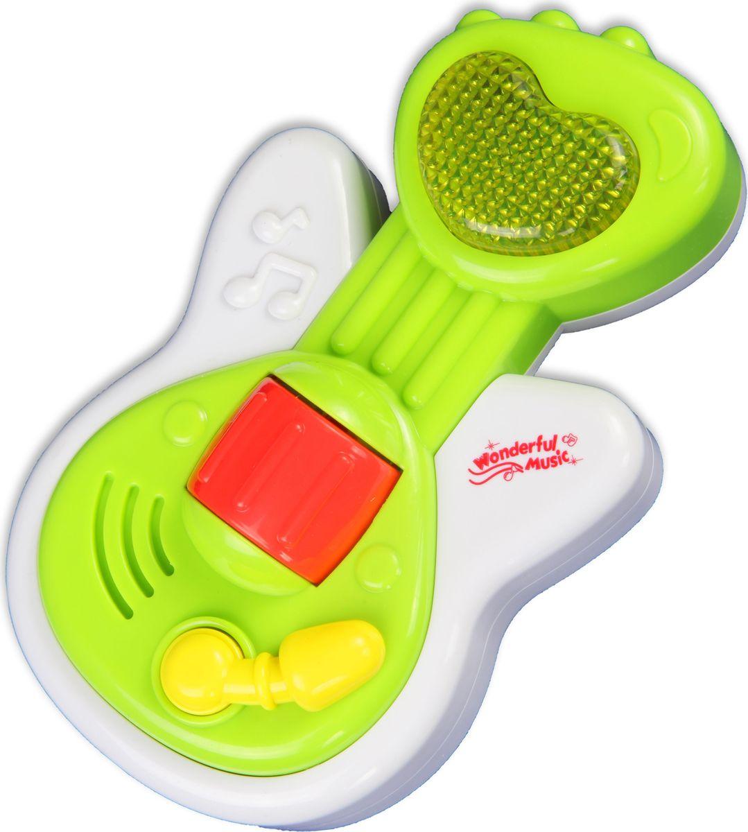 Huile Toys Музыкальный инструмент для малышей Гитара Y1567331