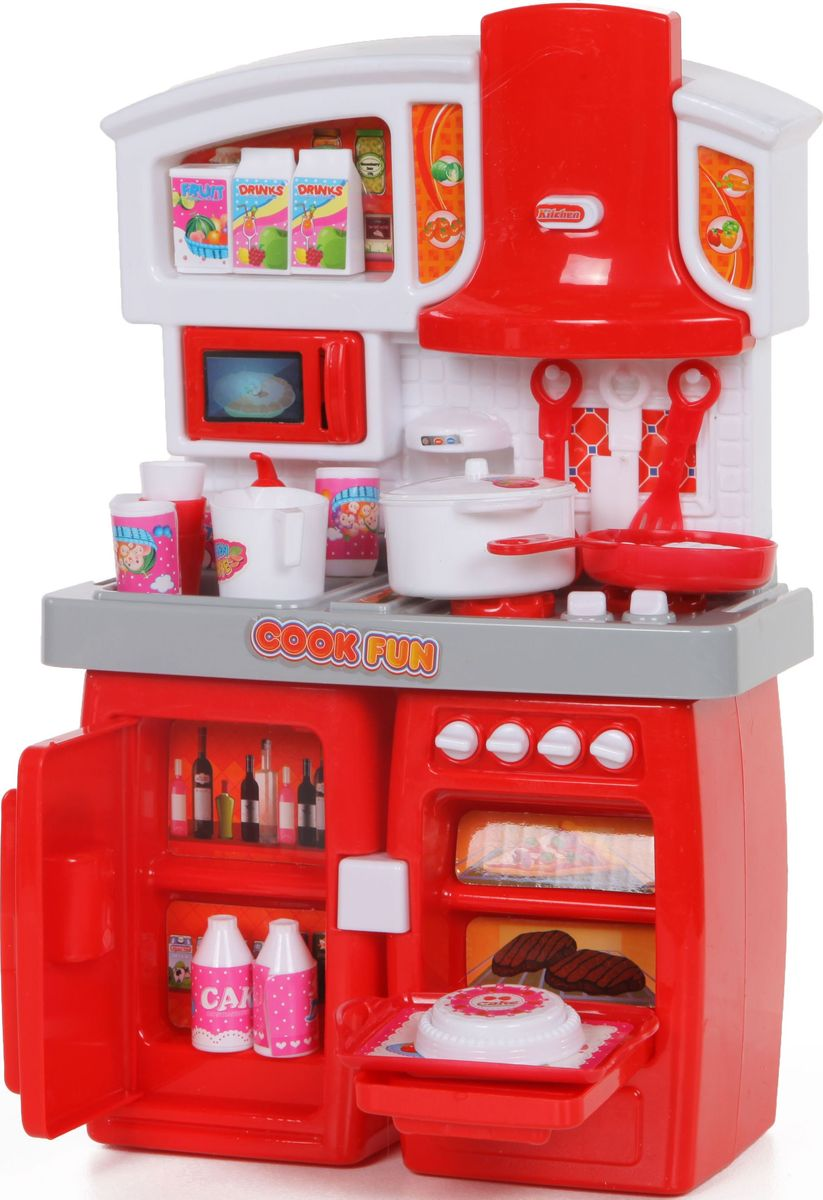 Yako Мебель для кукол Кухня Y18614127 мебель для кухни