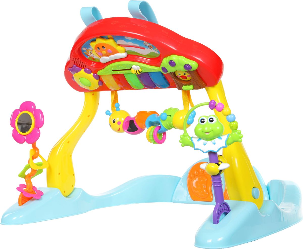 Huile Toys Музыкальный инструмент Пианино Y61087 - Музыкальные инструменты