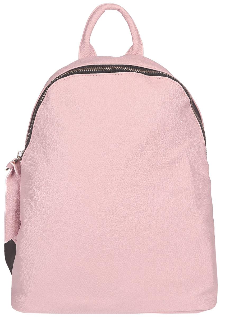 Рюкзак женский Kawaii Factory, цвет: розовый. KW102-000266KV996OPY/M1 внутренний карман, 1 карман с молнией на спинке