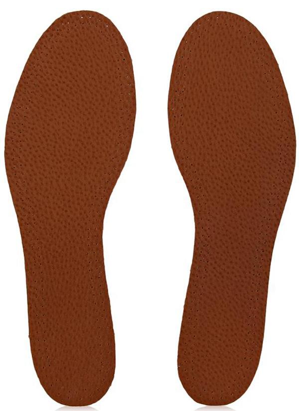 Стелька, OmaKing из кожаных волокон, 42/43SV3099РЖСтельки из волокна кожи. Впиттывают влагу, поглащают запах. Быстро высыхают.