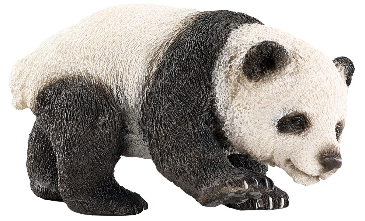 Schleich Фигурка Панда детеныш фигурки игрушки schleich панда детеныш играет