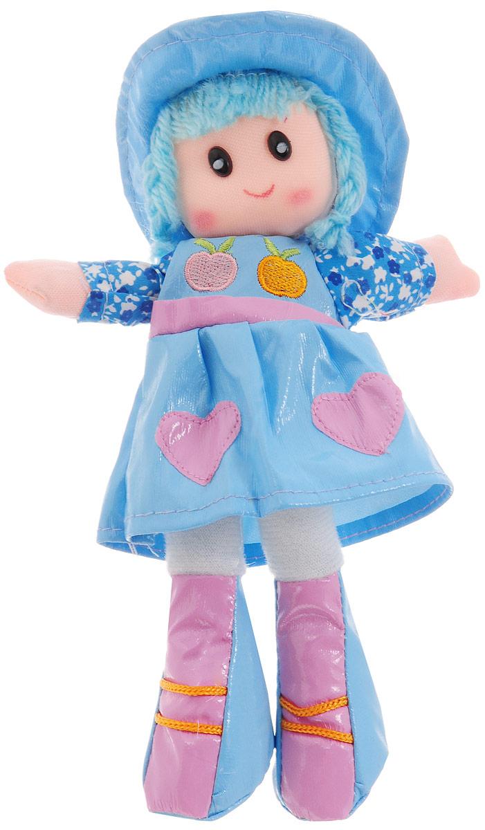 Sima-land Мягкая кукла цвет платья голубой