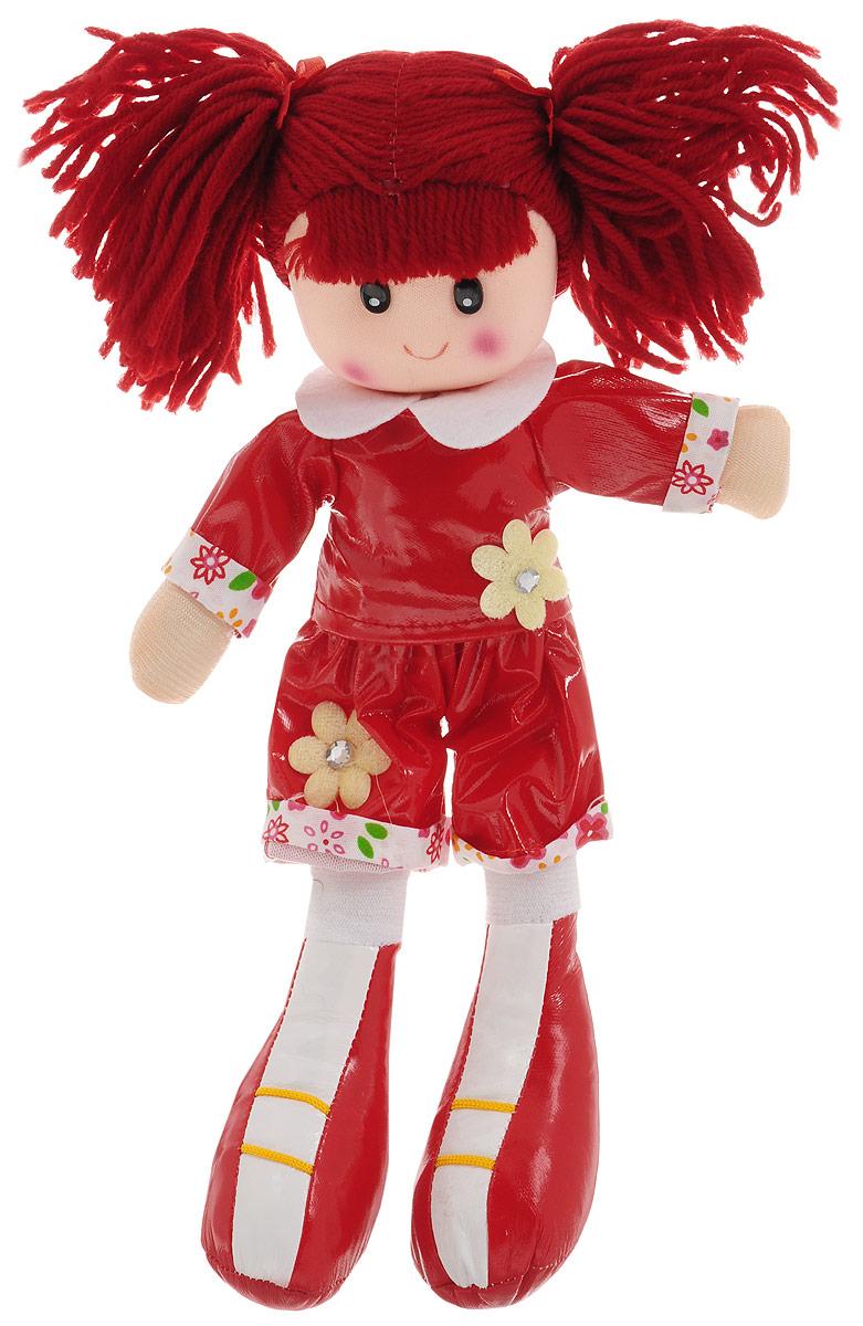 Sima-land Мягкая кукла цвет одежды красный