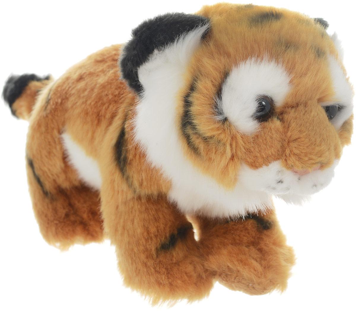 WWF Мягкая игрушка Тигр 20 см wwf мягкая игрушка черепаха 30 см