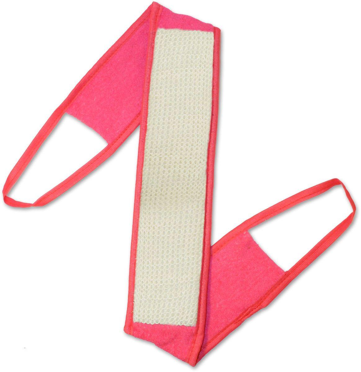 Мочалка Eva Ladies, с ручками. М25115010777139655Специализированная серия для женщин с привлекательным дизайном упаковки и лучшими потребительскими свойствами.