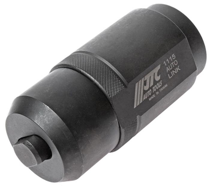 JTC Набор для снятия и установки сайлентблоков задней оси (BMW E38/E39/E60/E65/E66). JTC-1115CA-3505Предназначен для установки и снятия сайлентблоков задней оси БМВ (BMW). Применяется: БМВ (BMW) E38, E39, E60, E65, E66. Количество в оптовой упаковке: 10 шт.Габаритные размеры: 165/70/60 мм. (Д/Ш/В) Вес: 2015 гр.