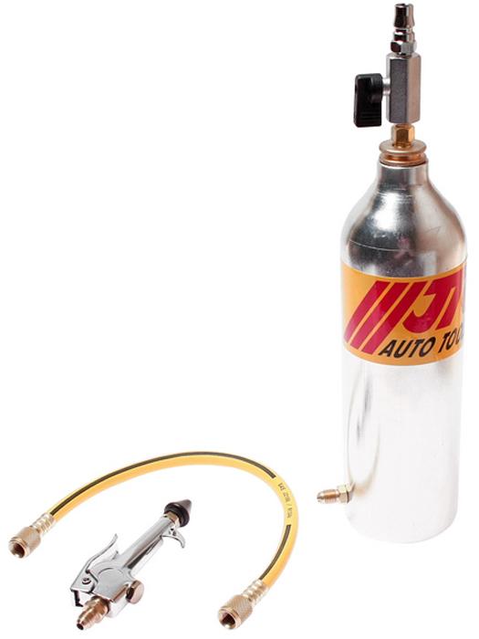 JTC Набор для промывки системы кондиционирования. JTC-1409ACA-3505Объем: 1 л. Промывочный растворитель способствует очистке системы кондиционирования от загрязнений. Промывочный цилиндр оснащен двумя штуцерами впускной/выпускной (сверху и сбоку) для подсоединения к линиям сжатого воздуха. Снабжен пистолетом для включения/выключения. Габаритные размеры: 355/175/85 мм. (Д/Ш/В) Вес: 997 гр.