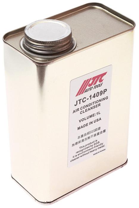 JTC Жидкость для чистки системы кондиционирования, 1 л. JTC-1409PJTC-1323-1022-66Объем: 1л. Быстро испаряется. Высокая эффективность очистки системы. Характеризуется слабым запахом и не оказывает раздражающего действия при попадании на кожу. Продукт совместим с металлическими и неметаллическими компонентами кондиционера. Габаритные размеры: 165/115/65 мм. (Д/Ш/В) Вес: 804 гр.