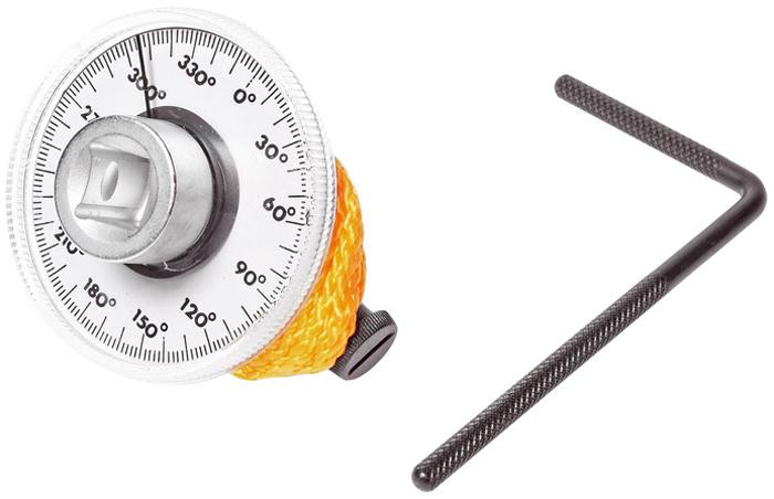 JTC Шкала доворотная 360С, цена деления 2С, интервал 30С. JTC-1814CA-3505Используется для измерения угла доворота закрепляющих деталей. Шкала: 360º. Цена деления: 2º. Шаг делений: 10º-30º. Для сброса показаний на ноль достаточно просто повернуть прибор в любую сторону. Количество в оптовой упаковке: 12 шт. и 48 шт. Габаритные размеры: 230/110/60 мм. (Д/Ш/В) Вес: 200 гр.