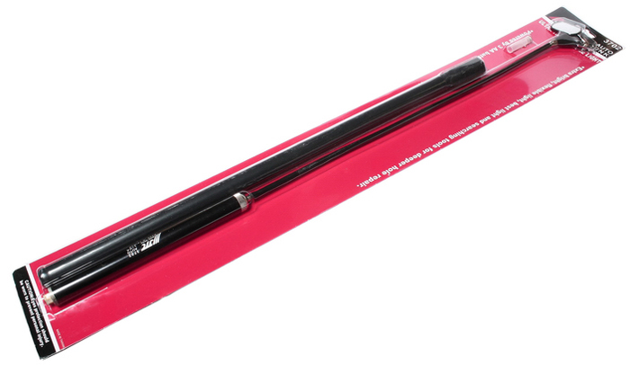 JTC Зеркало на гибком держателе с подсветкой. JTC-3702VT-1520(SR)Ультратонкий гибкий инструмент с зеркалом, оснащен яркой подсветкой, что позволяет производить работы в углубленных, недостаточно освещенных местах. Питается от 3 батареек типа AA (приобретаются отдельно). Общая длина: 700 мм. Количество в оптовой упаковке: 12 шт. и 48 шт. Габаритные размеры: 700/100/30 мм. (Д/Ш/В) Вес: 250 гр.