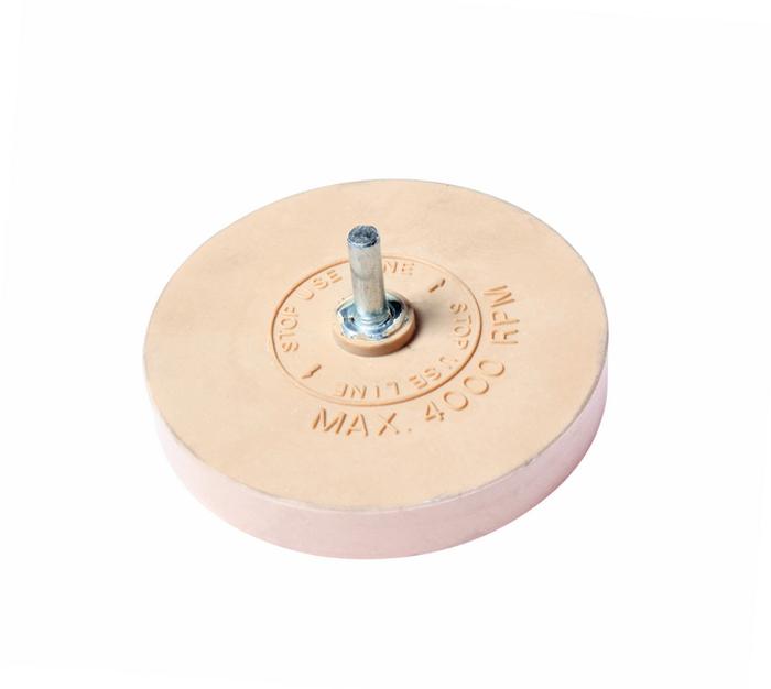 JTC Диск зачистной 3-1/2 шток. JTC-3732CA-3505Используется для шлифовки различных поверхностей. Крепление: шток 3-1/2; Количество в оптовой упаковке: 200 шт. Габаритные размеры: 90/90/45 мм. (Д/Ш/В) Вес: 160 гр.