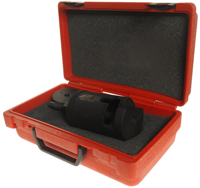 JTC Набор инструментов для снятия/установки сайлентблоков рулевой тяги (MINI COOPER R50/R53). JTC-4001JTC-8RСпециально предназначен для замены сайлентблоков левой и правой рулевой тяги.Применение: BMW MINI COOPER R50, R53; двигатели W10, W17, W11. Габаритные размеры упаковки: -/-/- мм. (Д/Ш/В)