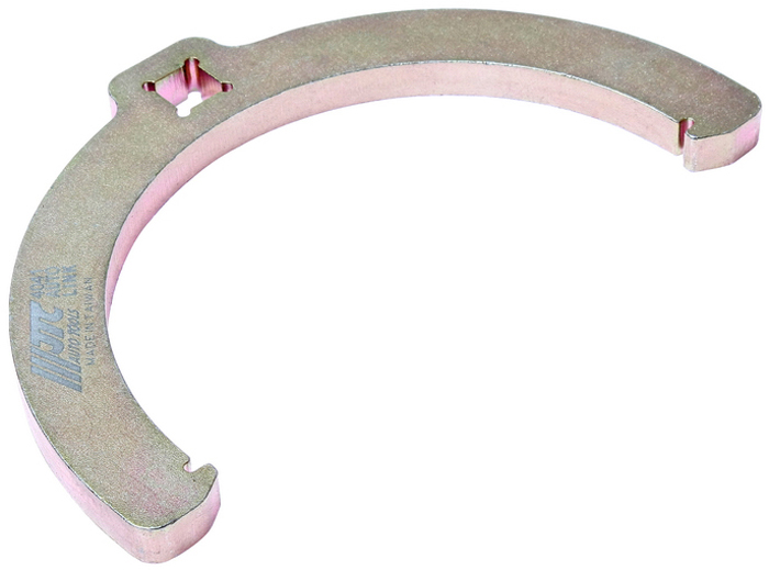 JTC Ключ для снятия и установки топливного фильтра двигателей типа HDI (Peugeot, Citroen, Renault). JTC-4041RC-100BWCКлюч используется для замены топливного фильтра. Применяется в автомобилях: Пежо (Peugeot), Ситроен (Citroen), Рено (Renault). Размер: 108 мм./46 RlBS. Габаритные размеры: 170/170/10 мм. (Д/Ш/В) Вес: 248 гр.