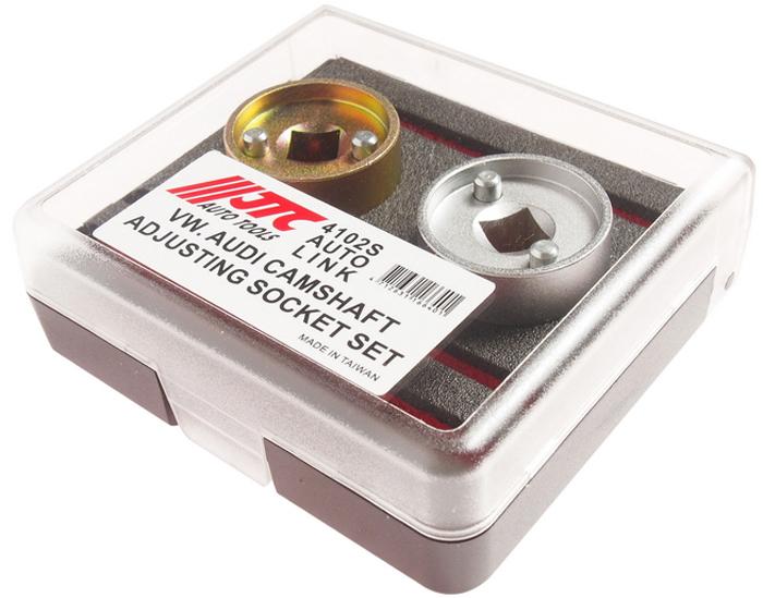 JTC Набор приспособлений для снятия и установки золотника электромагнитного клапана фазорегулятора (Audi A3, A6, Q5 двиг. TFSI 1.8L4V, 2.0L4V). JTC-4102SCA-3505Используется для установки электромагнитного клапана. Применение: Фольксваген (Volkswagen), Ауди (Audi) 1.8, 2.0 TFSI. Габаритные размеры: 100/90/35 мм. (Д/Ш/В) Вес: 229 гр.