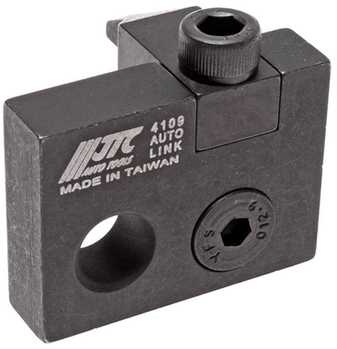 JTC Фиксатор зубчатого колеса топливного насоса (Volkswagen, Audi). JTC-4109RC-100BWCПредназначен для фиксации звездочки привода насоса высокого давления. Применяется на автомобилях с механическим насосом. Применение: Passat 2006›, Touareg 2003›, Ауди (Audi) Q7›, а также дизельные двигатели. Используется при регулировке фаз газораспределения на 6-цилиндровых двигателях объемом 3.0, 3.6 л. 4V. Тип двигателя: BLV, BHL, BHK. Оригинальный номер: Т10332. Габаритные размеры: 70/60/60 мм. (Д/Ш/В) Вес: 123 гр.