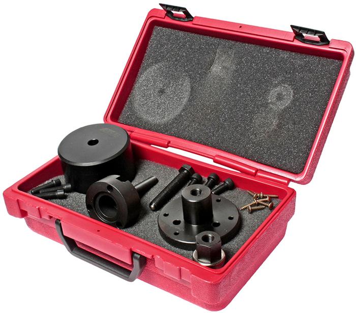 JTC Набор для снятия и установки переднего сальника коленвала (BMW N40, N42, N45, N45T, N46, N46T, N52, N53, N54). JTC-4210CA-3505Специально предназначен для установки/снятия переднего сальника коленвала. Применение: БМВ (BMW) N40, N42, N45, N45T, N46, N46T, N52, N53, N54.Оригинальный номер: 119220, 119230. Упаковка: прочный переносной кейс.Габаритные размеры: 300/180/120 мм. (Д/Ш/В)Вес: 2200 гр.