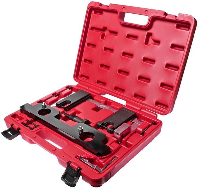 JTC Набор фиксаторов распредвала для установки фаз ГРМ для BMW N20/N26. JTC-428000000007528Применяется для установки и регулировки фаз ГРМ. Используется для фиксации впускного и выпускного распредвалов. Применение: двигатели БМВ (BMW) N20, N26. Оригинальный номер: 83302212831, 83302212830, 83302219548, 119340. Упаковка: прочный переносной кейс. Габаритные размеры: 380/300/80 мм. (Д/Ш/В) Вес: 5200 гр.